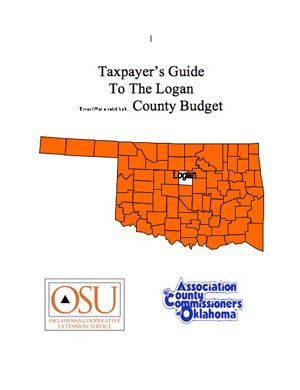Taxpayers Guide Logan County Budget 300
